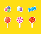 Candy Vector Sticker