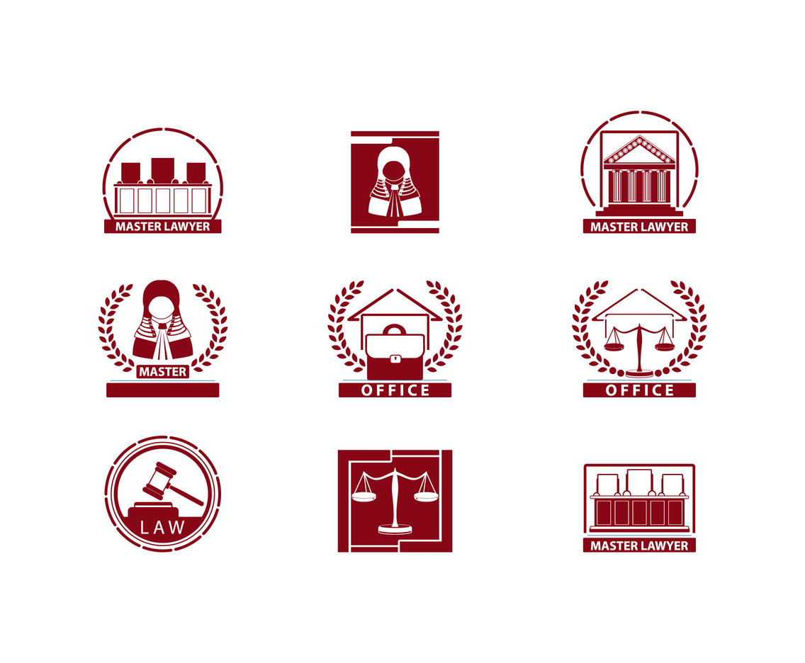 Lawyer Icon logo
