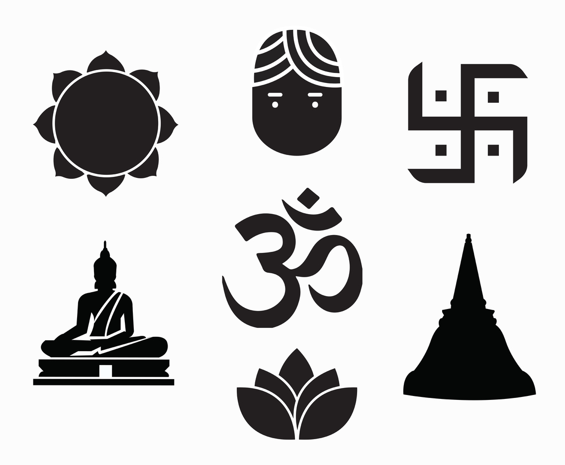 Hindu Vector Icon Pack