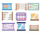 Abacus vector set