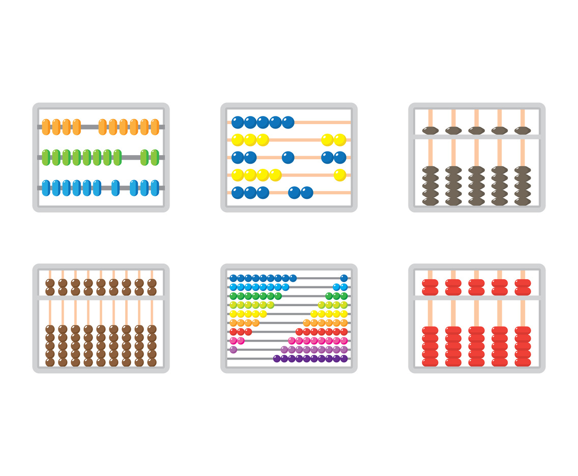 Abacus Vector Pack