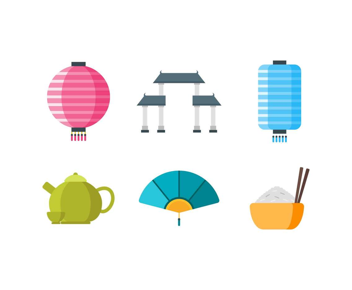Free Outstanding Korea Vectors