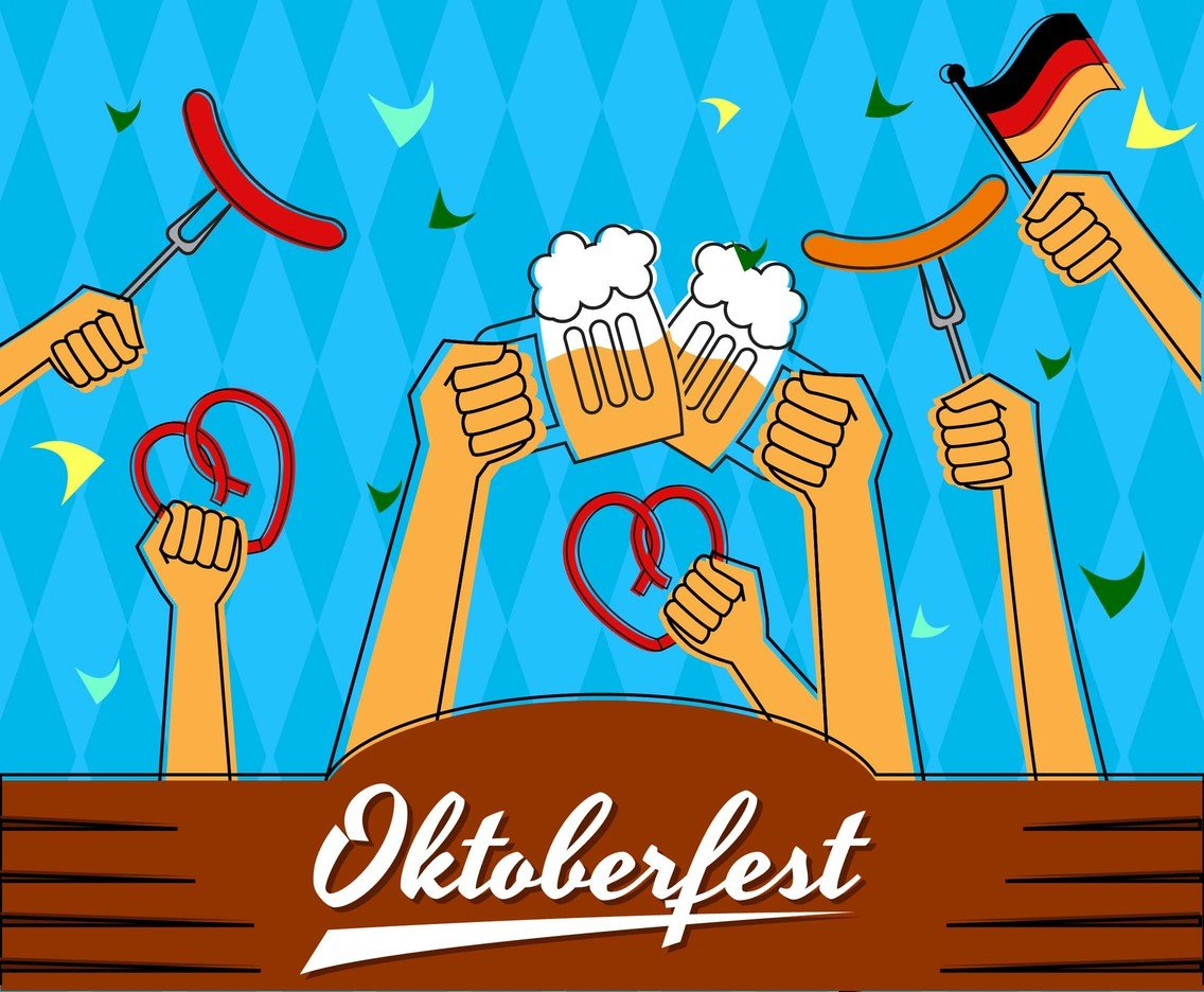 Oktoberfest Illustration Vector