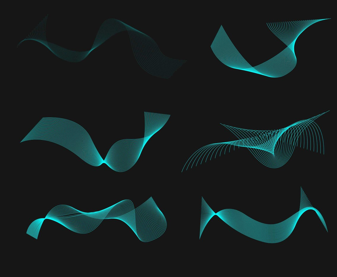 Abstract Particles Wave Vector