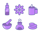 Purple Therapy Vector