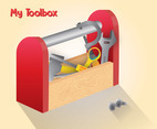 Toolbox Vector Art