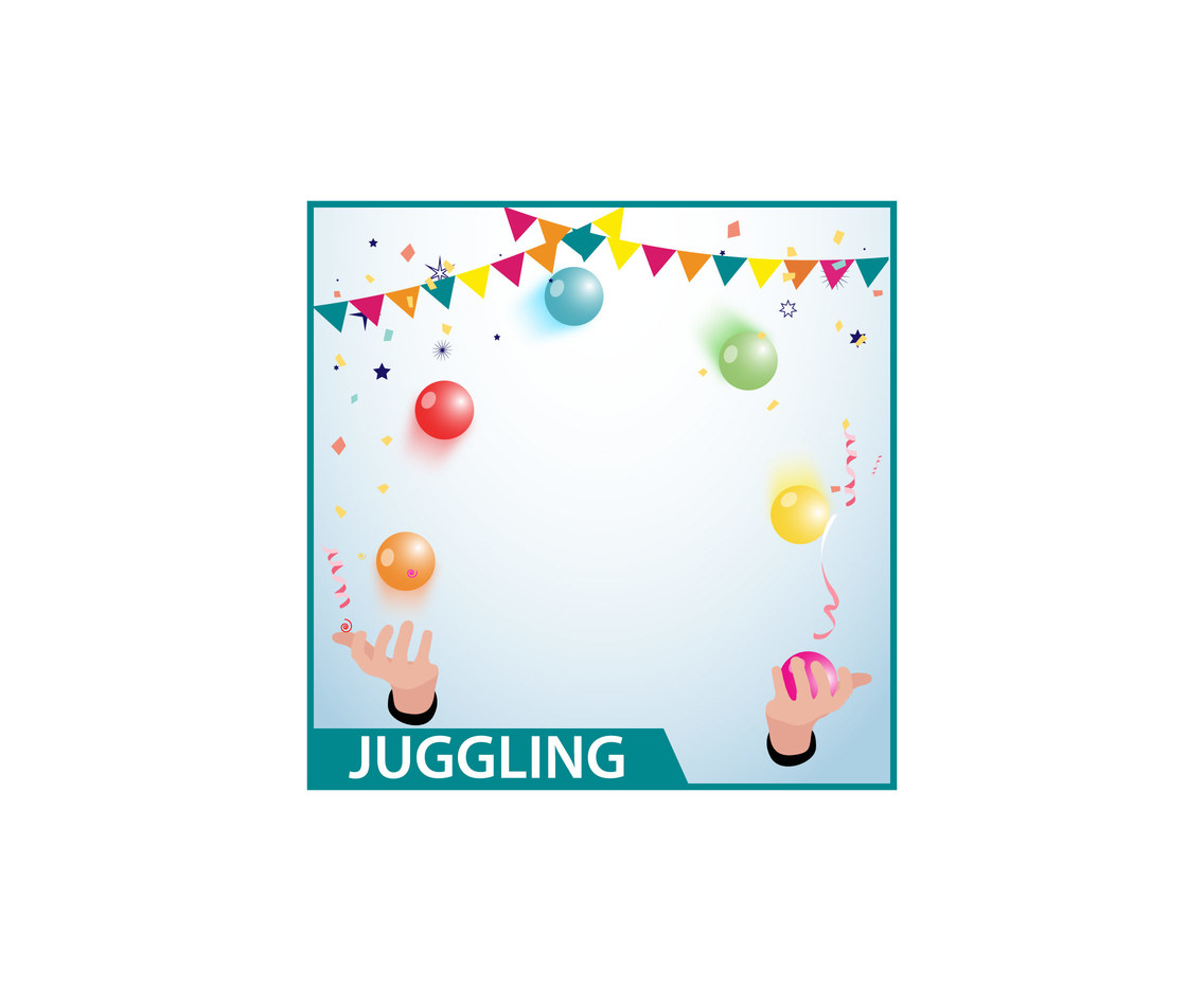 Juggling Party