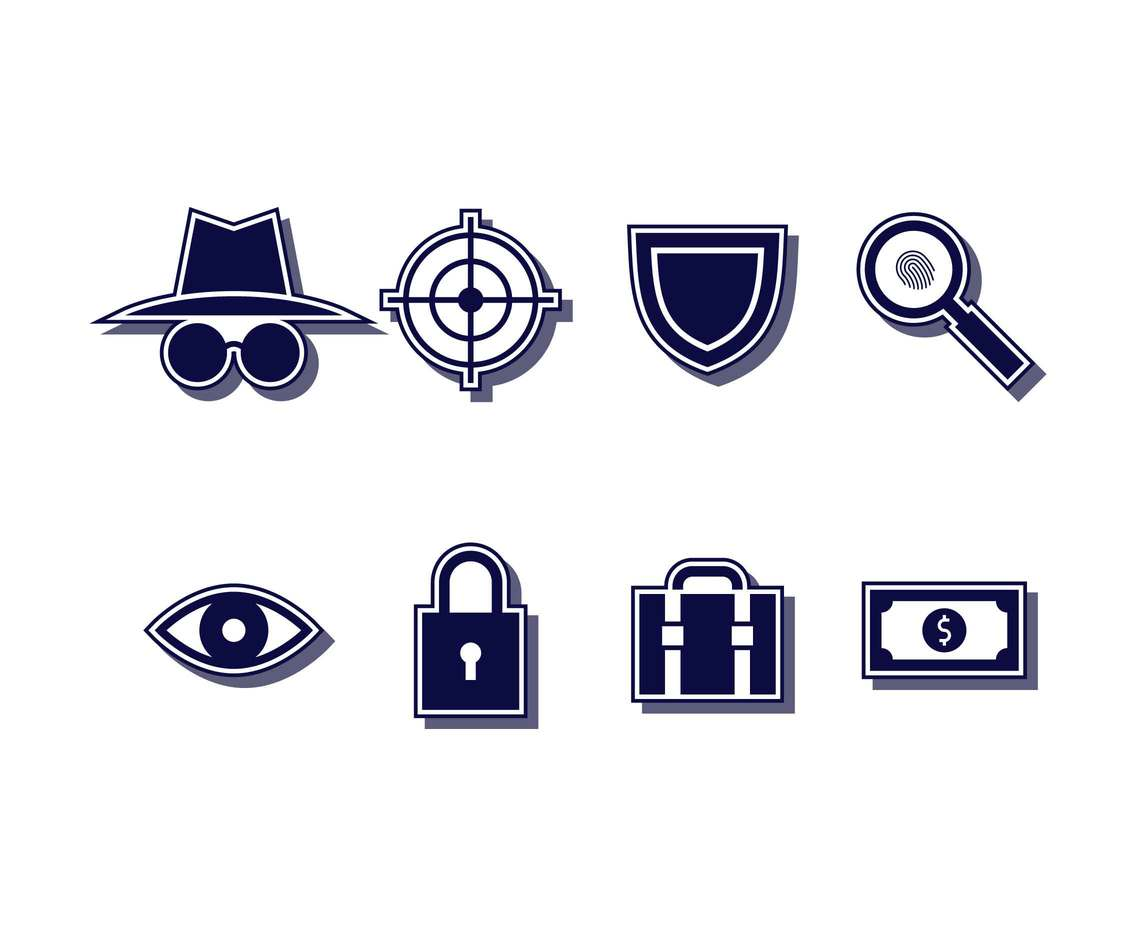 Free Outstanding Spy Vectors