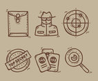 Sketch Spy Element Vectors