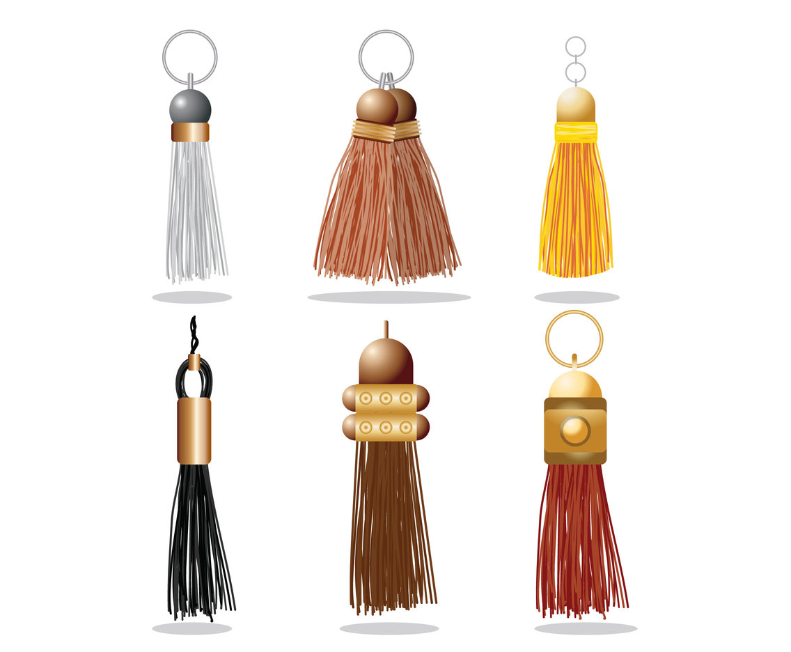 Tassel vector set