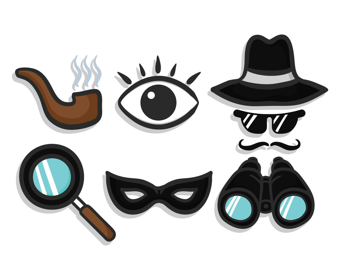 Spy vector set