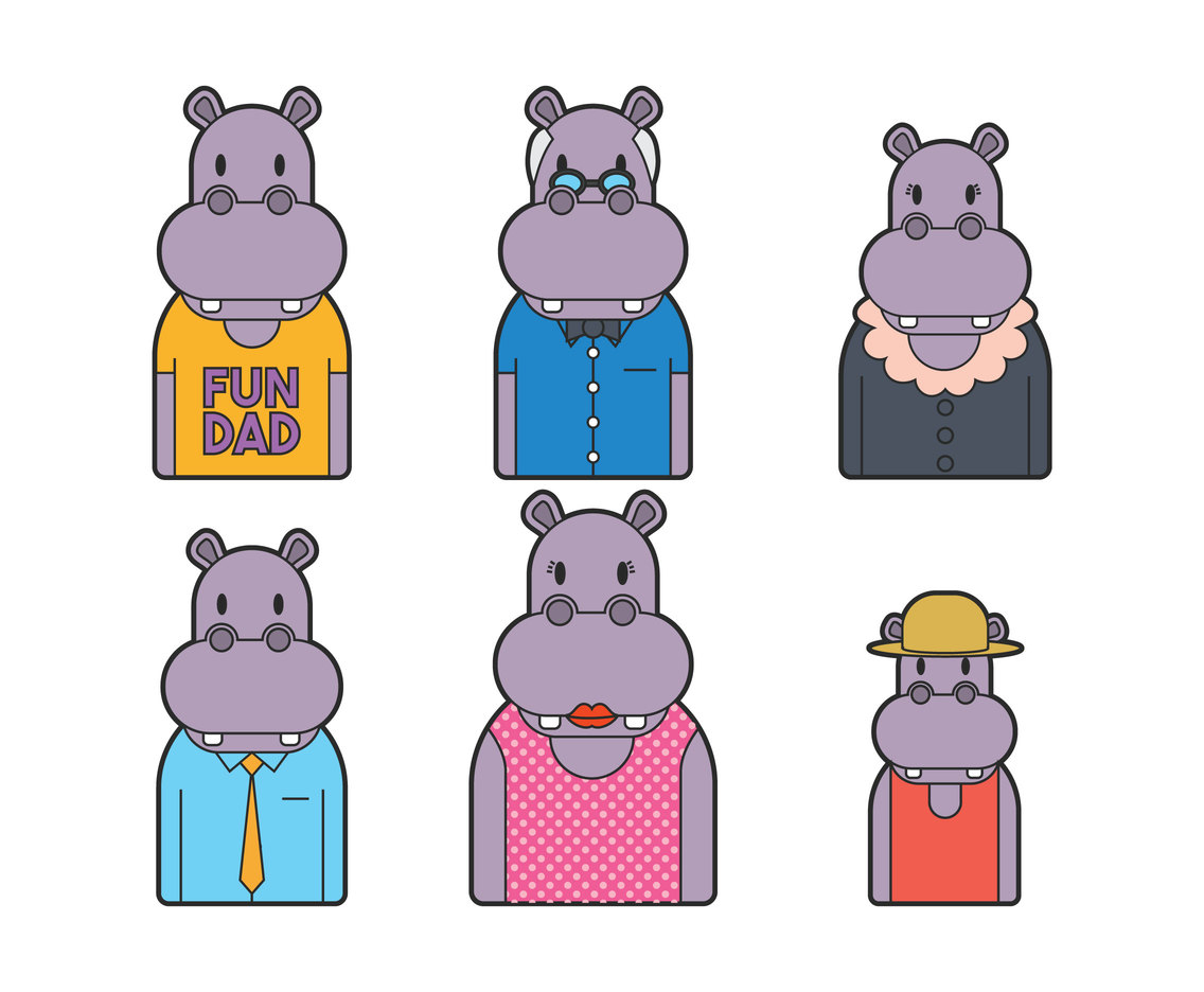 Hippo vector set