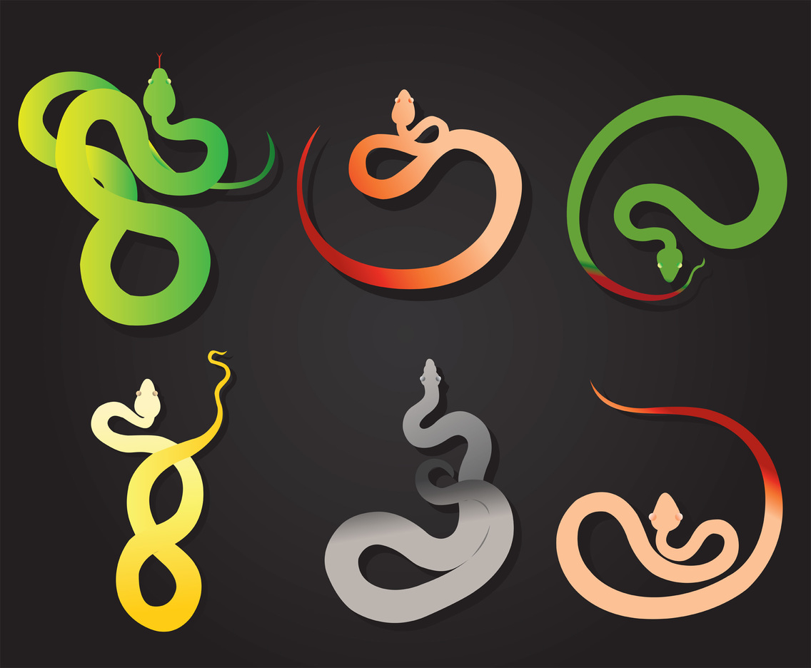 Serpent Vector Pack