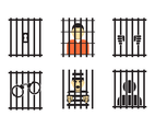 Jail Illustration Vector