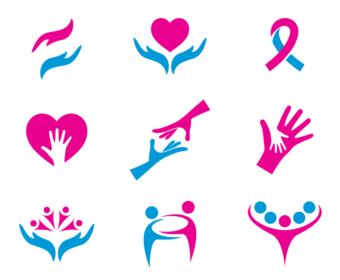 Charity Logo Vector