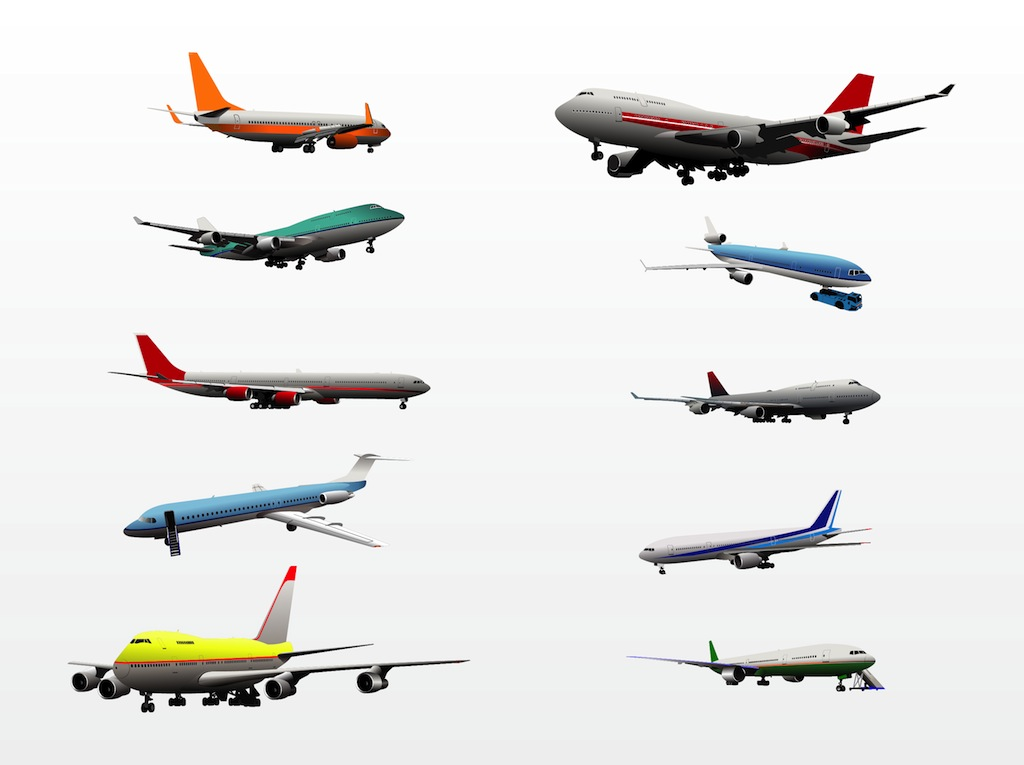 airplanes vector art   graphics freevector com clip art airplane silhouette clip art airplane with banner