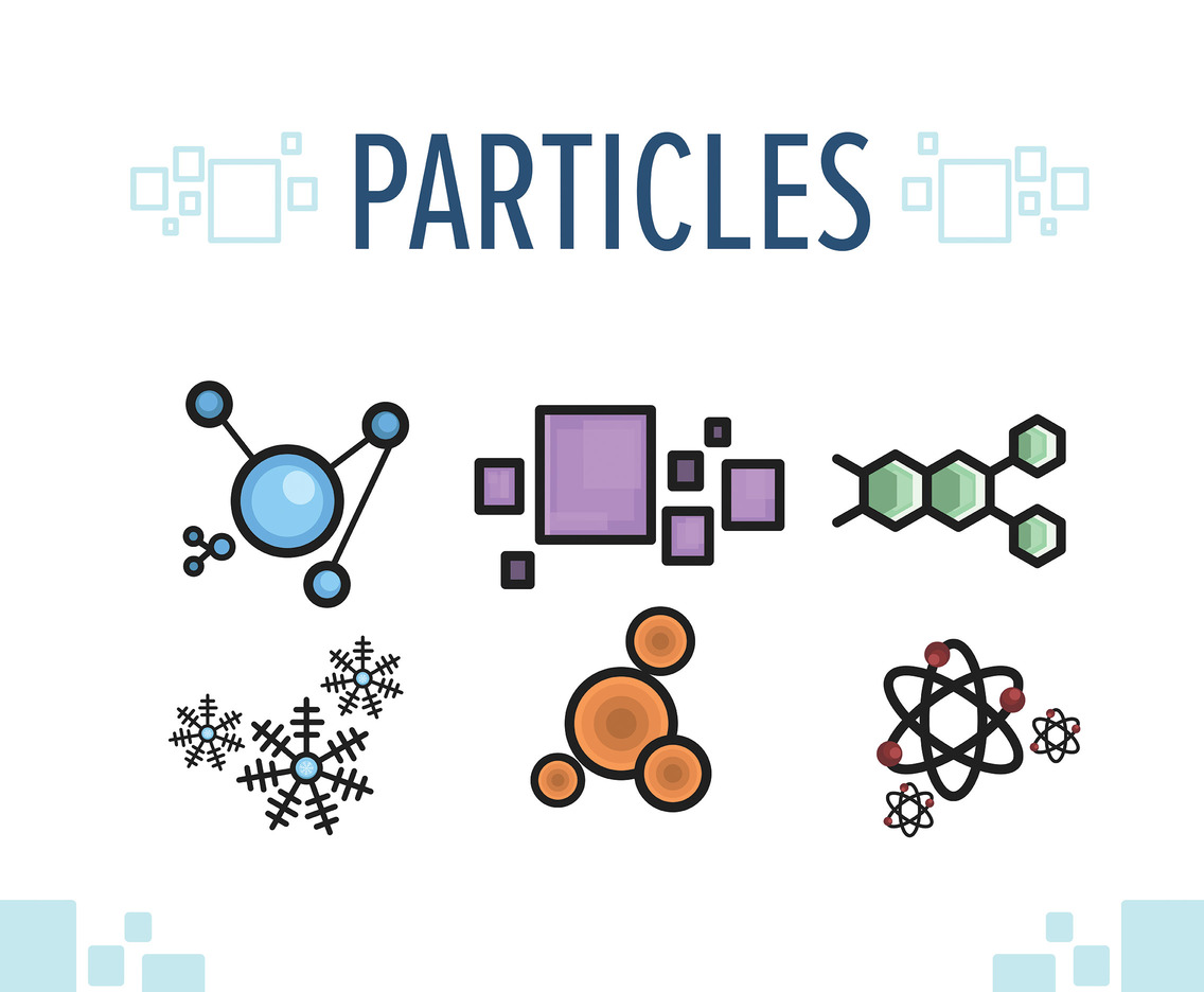 Particles Vector