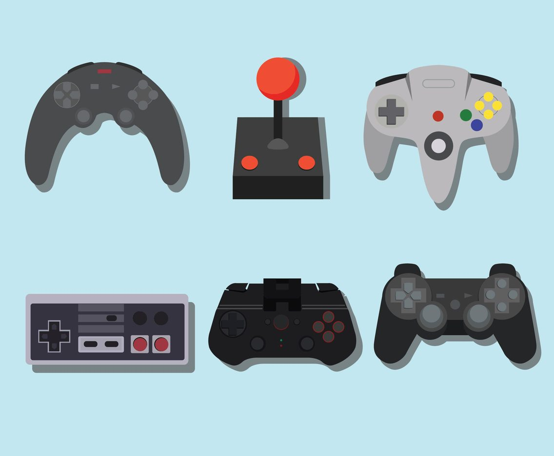 Joystick Vector Pack