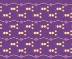 Particles Vector Purple Pattern