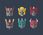 Autobot Vector Dark Background