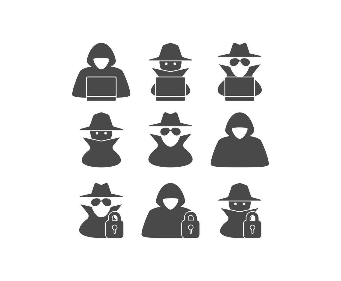Free Anonymous Avatar Vectors