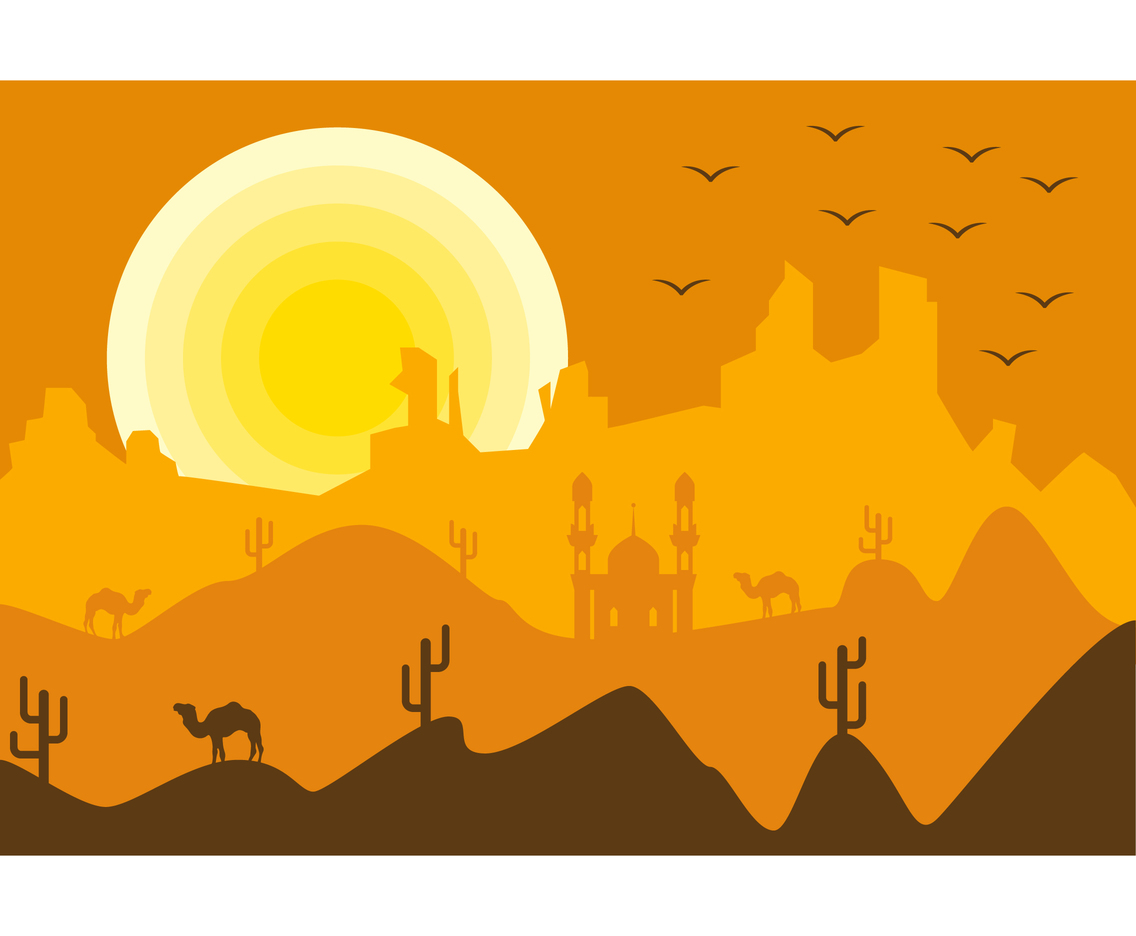 Free Iconic Iraq Vectors