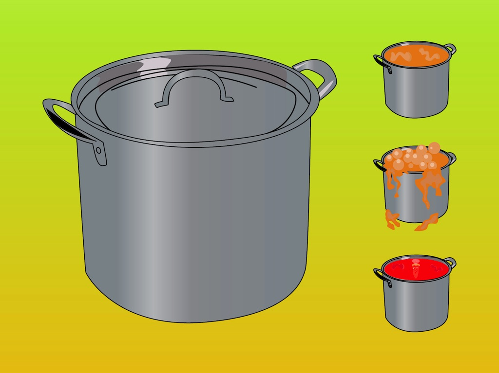 Go Back > Gallery For > Chili Pot Vector