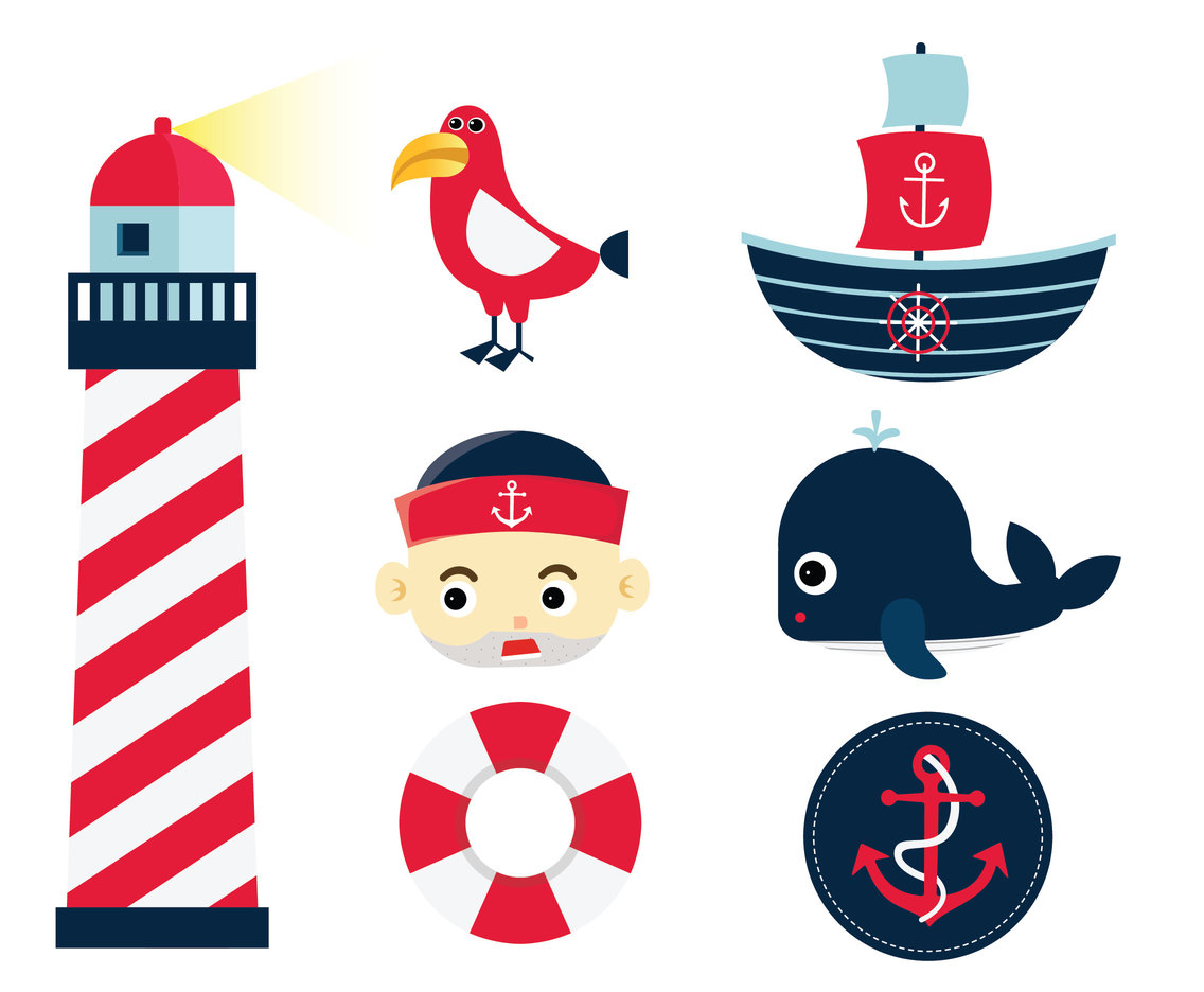 Sailor Vector Pack