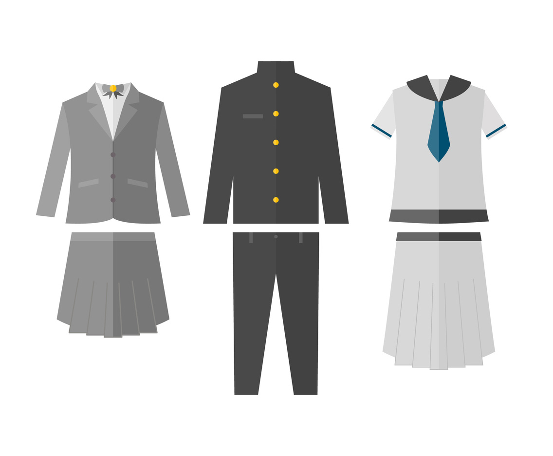 Free Sailor Outfit Vectors
