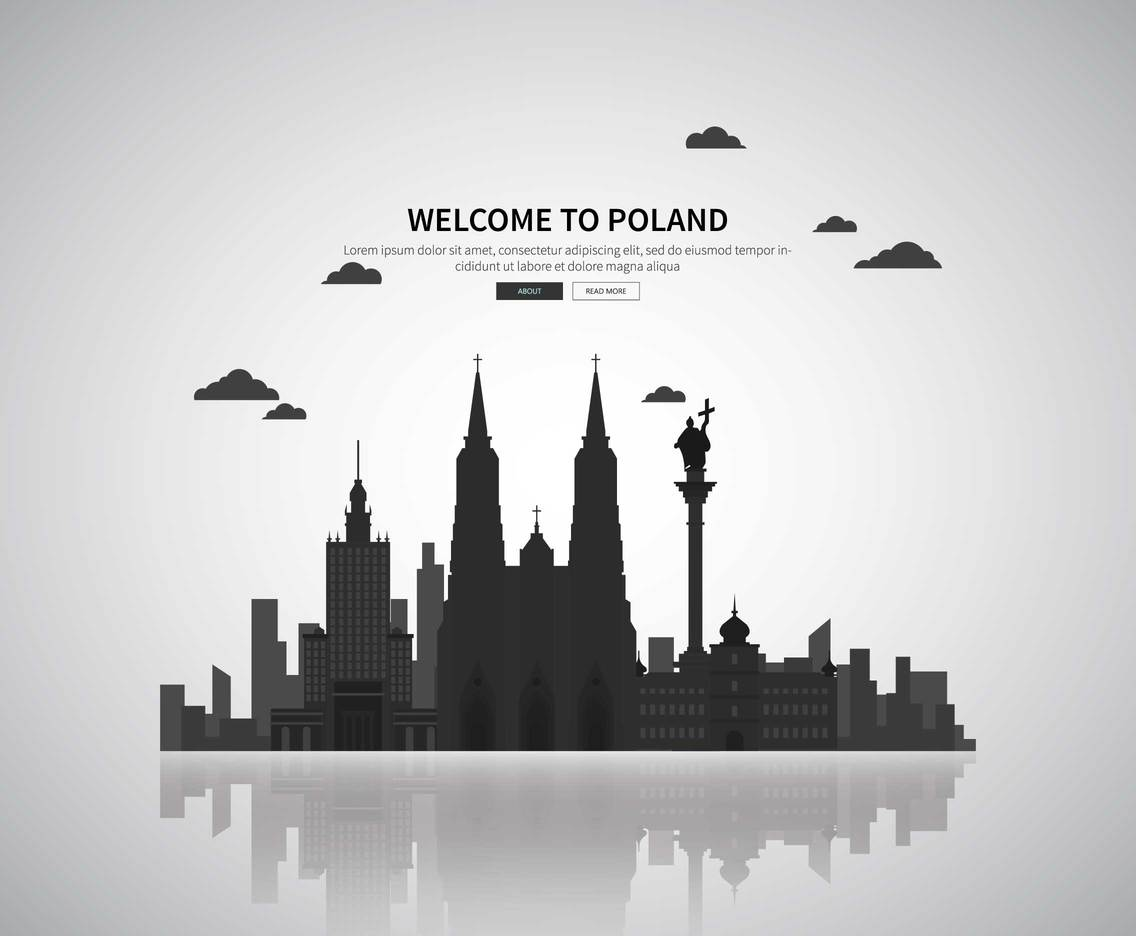 Free Poland Illustration