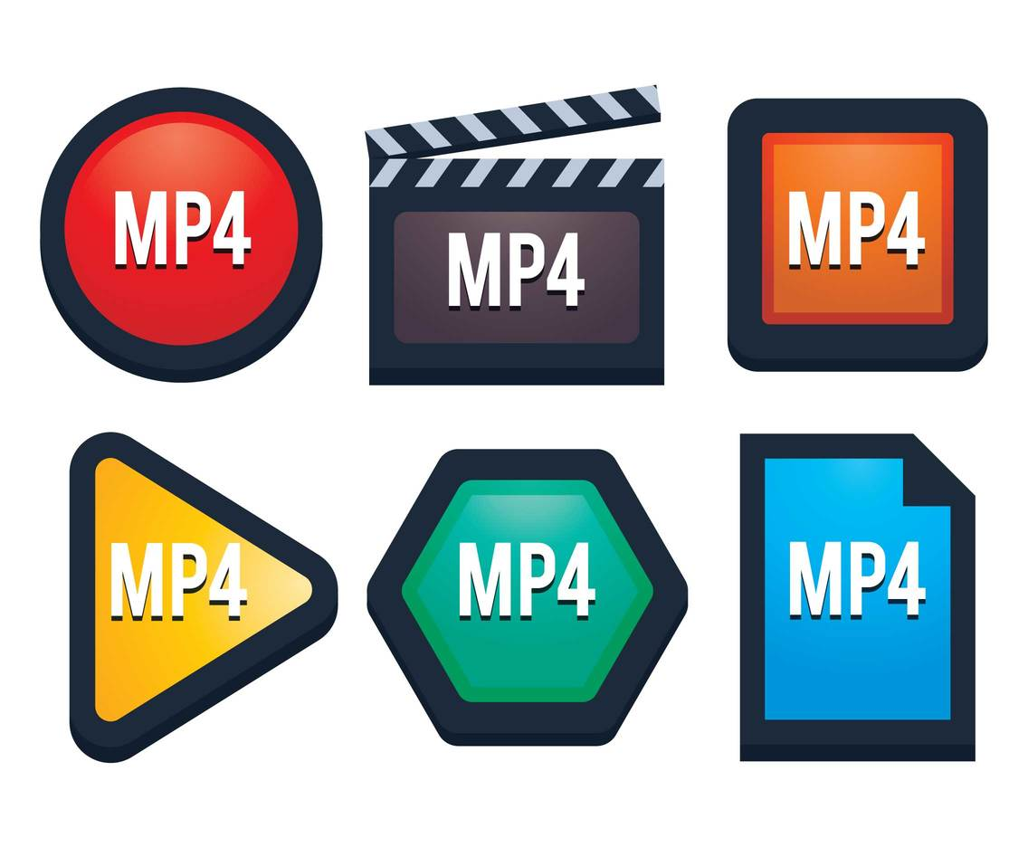 Mp4 vector set