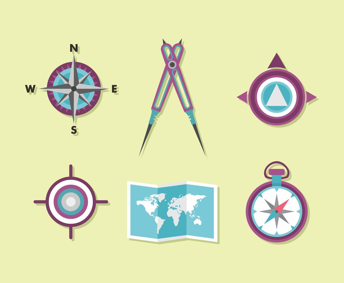 Cartography Vector Pack