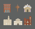 Bethlehem Landmark Vector