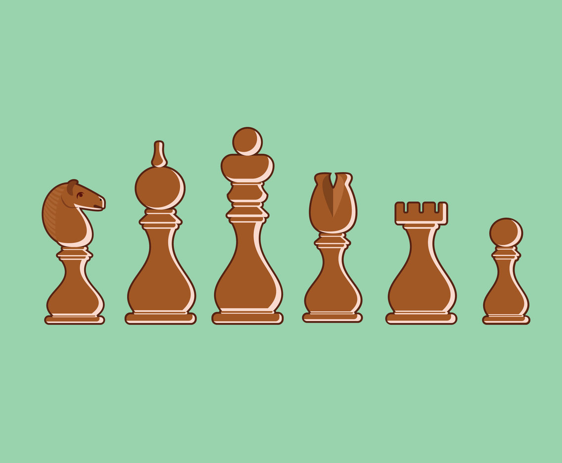 Chess Illustration Vector