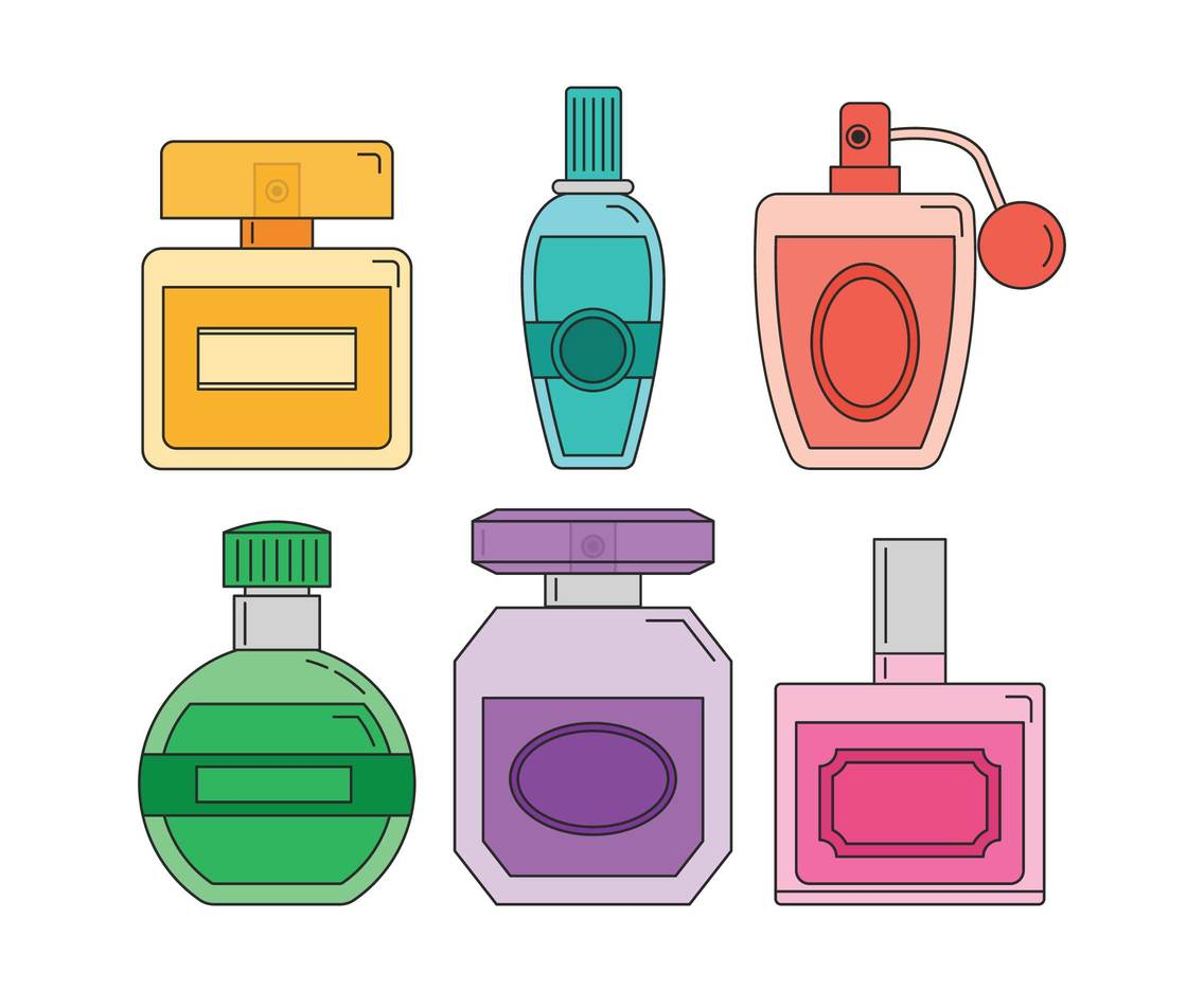 Fragrance vector set