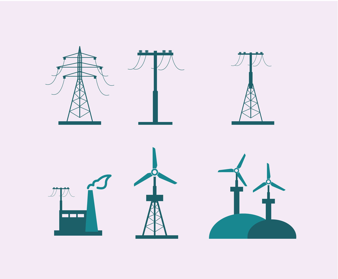 Energy Resources Vector