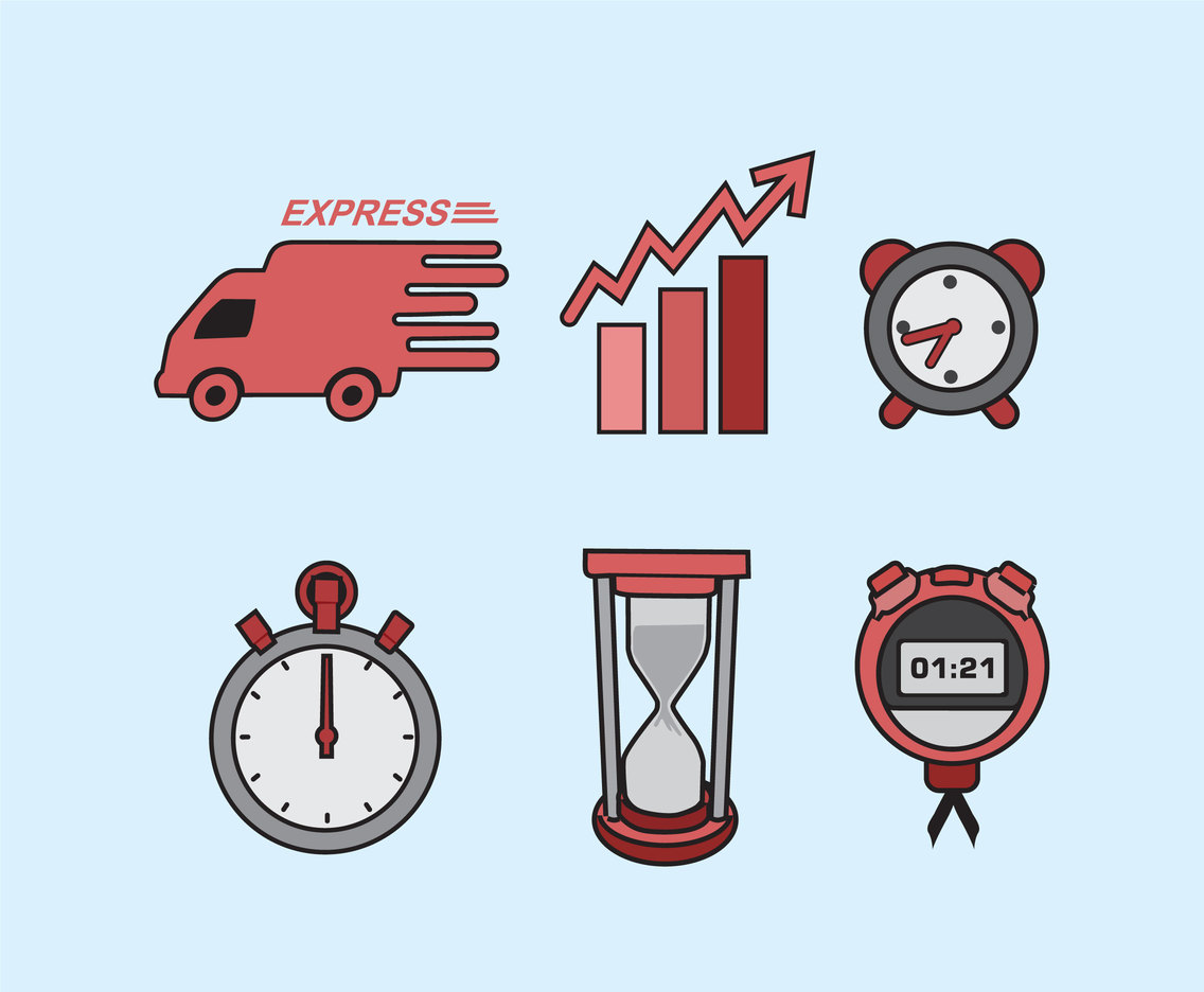 Timely Productivity Vector