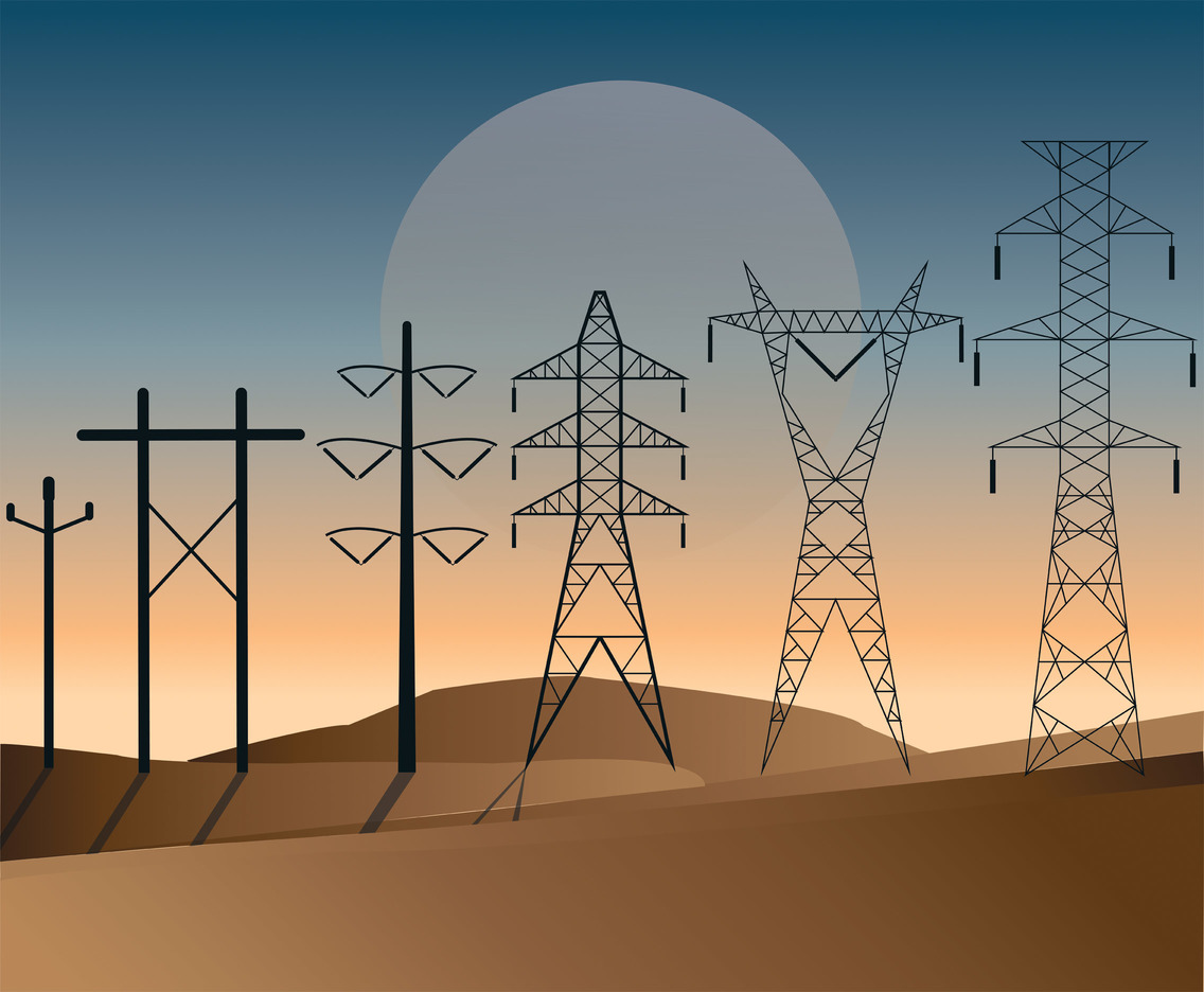 Pylon Vector Pack