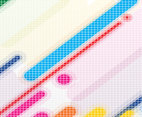 Colorful Grid Background