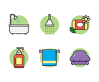 Bathroom Element Icon