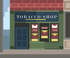 Tobacco Shop Vector