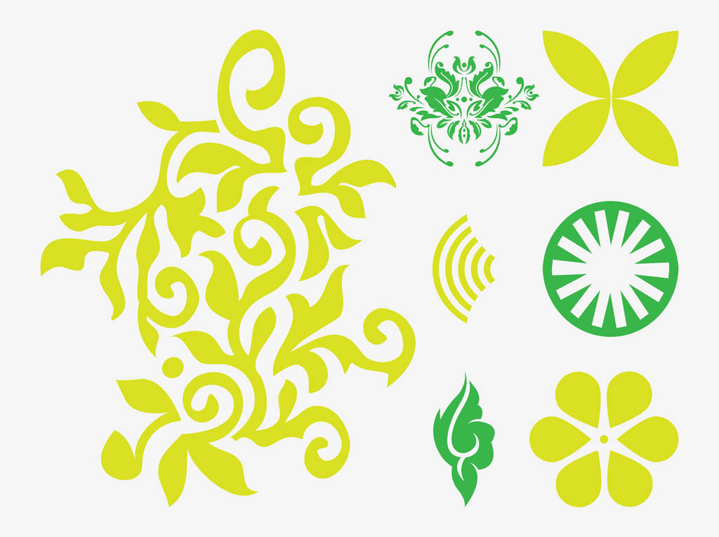 Vector Ornament Icons