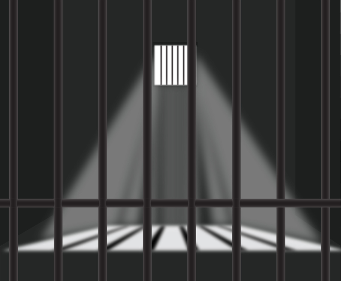 Jail Cell Vector