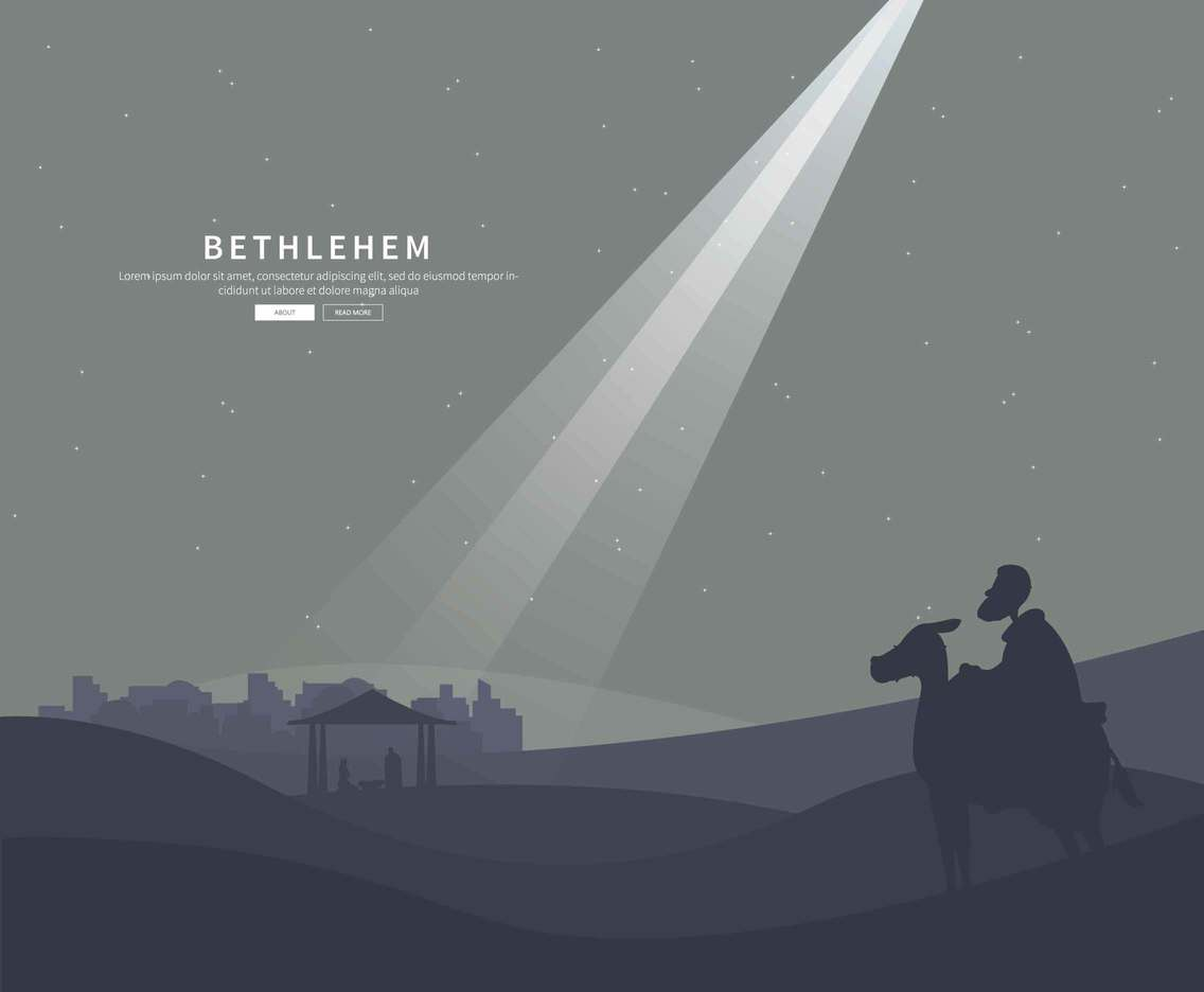 Free Bethlehem Illustration