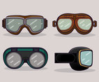 Goggles Vector Pack