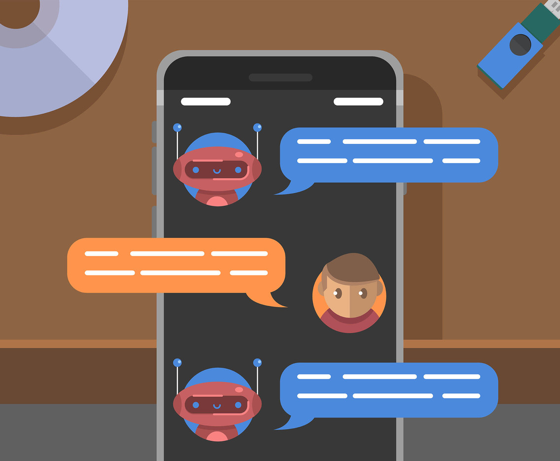 Chatbot Conversation Vector