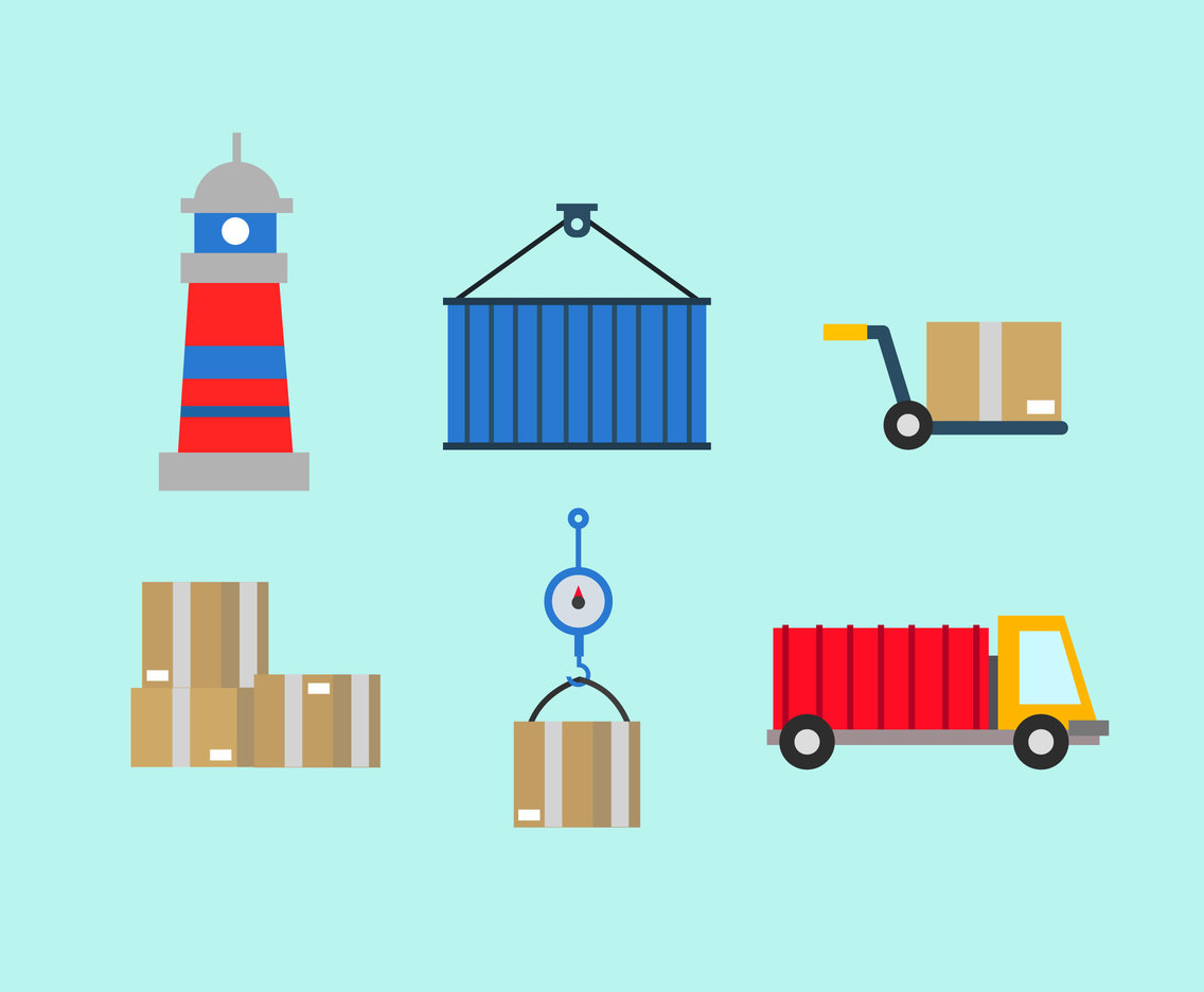 Shipping and Importing Vector