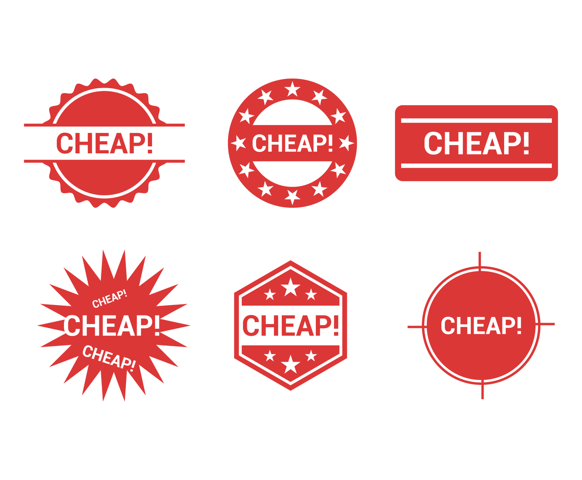 Free Cheap Vector