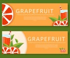 Grapefruit Card Label