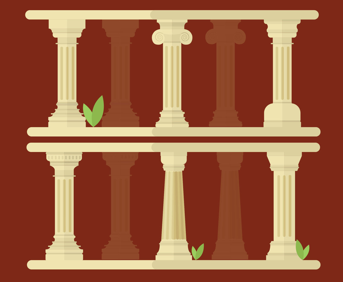 Pillar Vector Pack